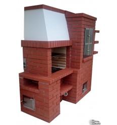 Grillo wędzarnie z cegły