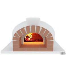 Piec do pizzy  podczas użytkowania