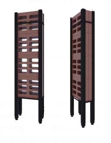 Panele akumulacyjne do kominka