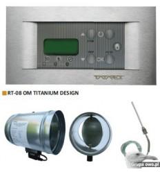 Optymalizator mocy kominków tradycyjnych RT-08 OM