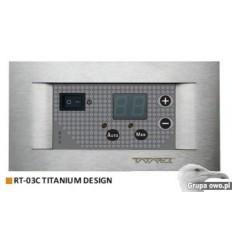Regulator RT-03C ARO (TITANIUM Design)