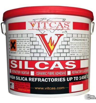 Klej ogniotrwały SILCAS CFA