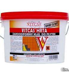 Żaroodporny klej do płytek VITCAS 5 kg