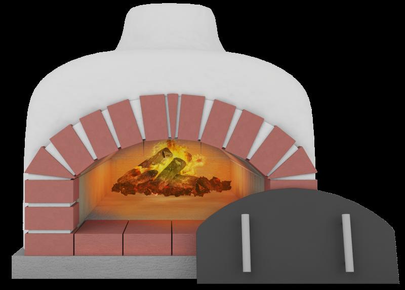 Tunelowy piec do pizzy Jacek