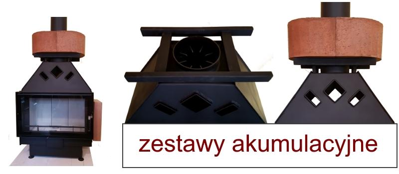 Zestawy akumulacyjne - stojak pod TERMO moduły